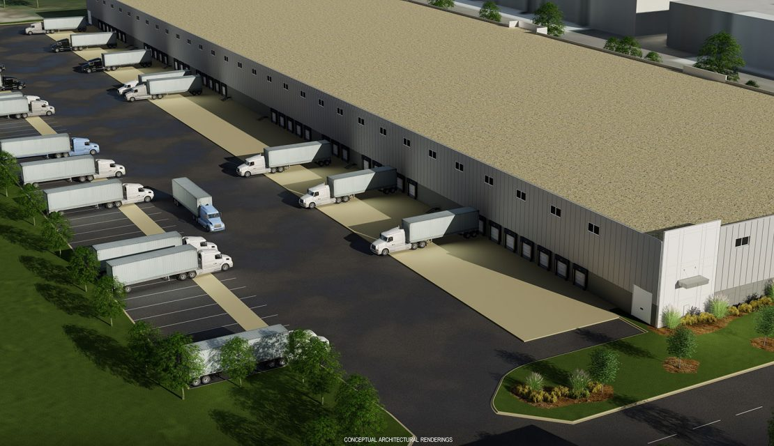 Inland Ports Driving a Boost in Supply Chain Through Industrial Real Estate Expansion