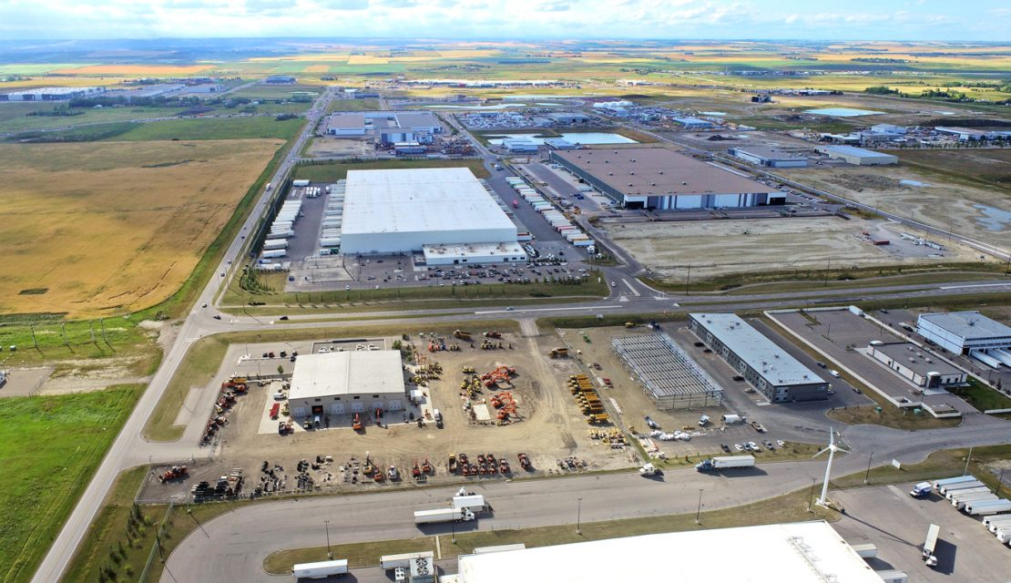 Rocky View County set to outpace Calgary for industrial development in 2021