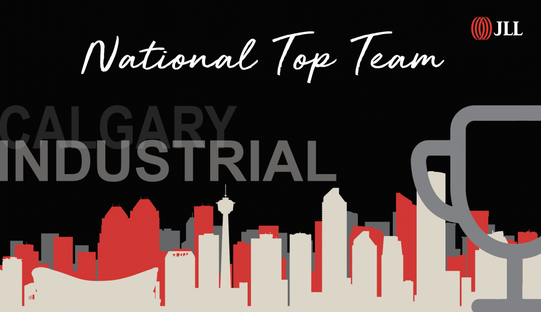 JLL Canada 2020 Top Team Award