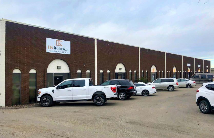 Calgary Warehouse